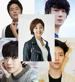 Cinderella and Four Knights Main Cast