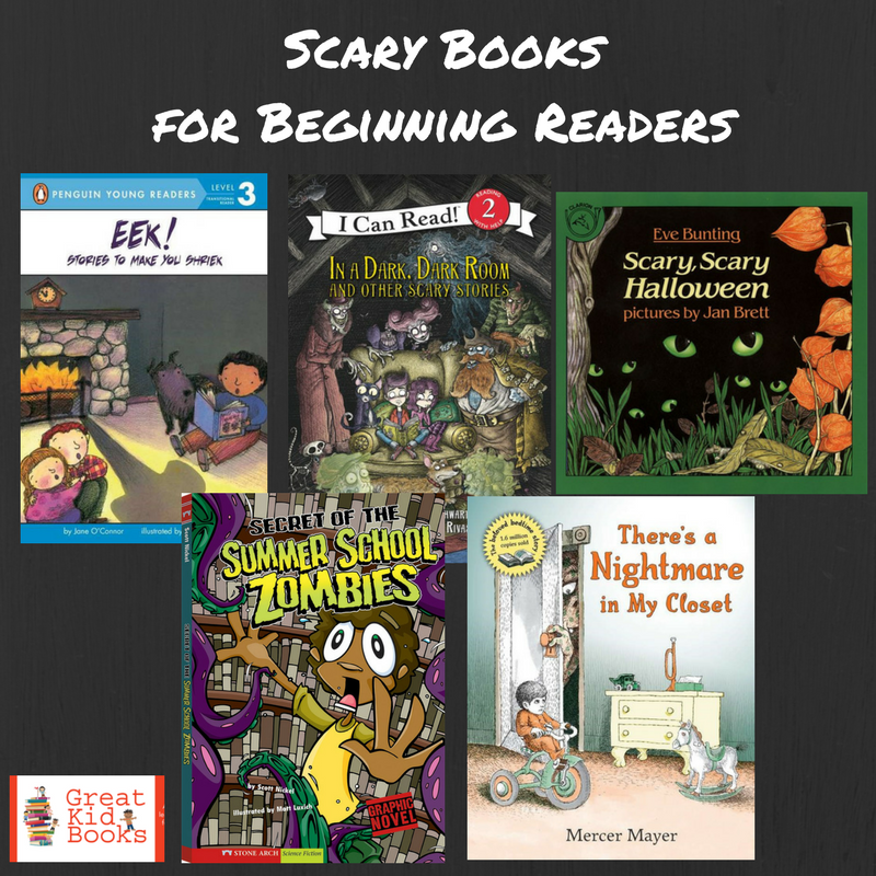 they can get frustrated that simple books seem too young for their tastes as halloween approaches try sharing these scary books with 2nd graders
