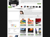 Johny Muantab Blogger Template