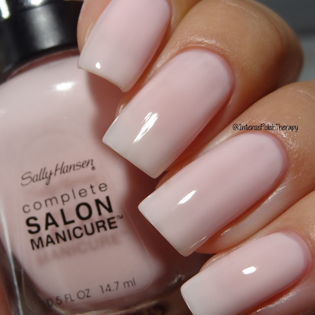 Sally Hansen - Blush Against the World
