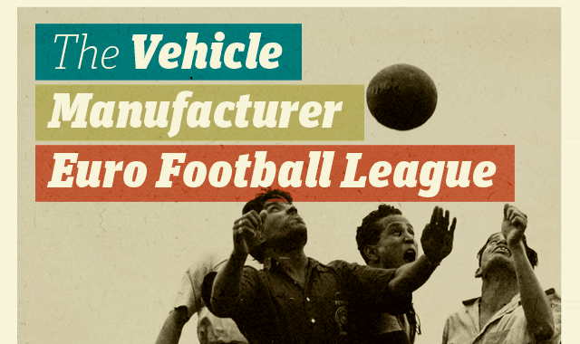 Van Monster offers an alternative look at football leagues across Europe