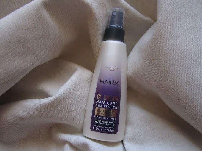 Ürün #81: Oriflame Hair X Saç Güzelleştirici CC Krem // Saç için CC Krem de nedir?