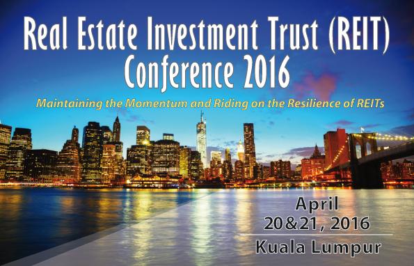 Real Estate Reit : Real estate investment trust reit comfori conference