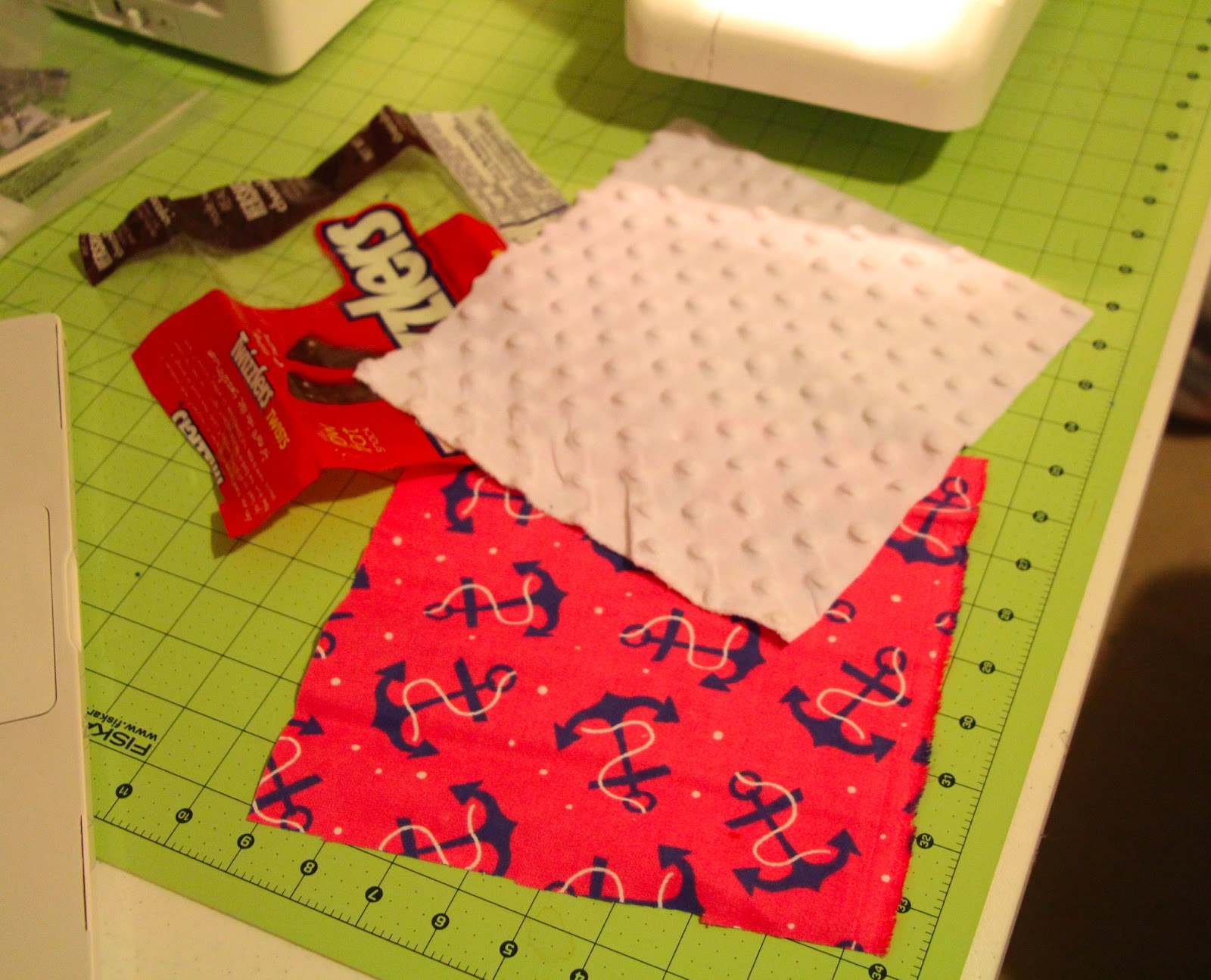 The Experimental Crafter: Crinkle Tag Toy for Baby- DIY ...