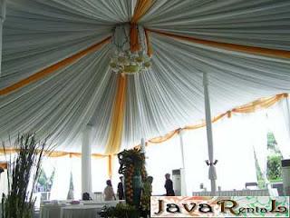 Sewa Tenda Dekorasi VIP - Sewa Tenda VIP Pameran