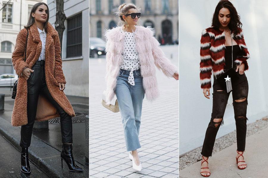 5 Tendências de Moda Outono e Inverno 2018