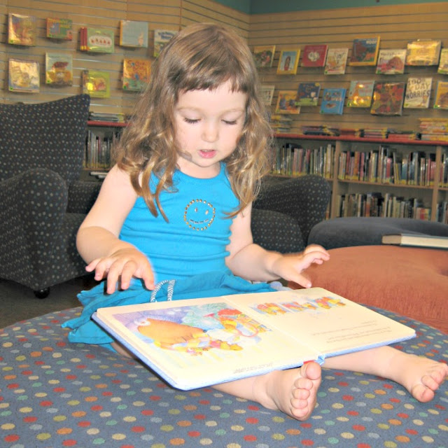 Is your toddler ready for a library program?