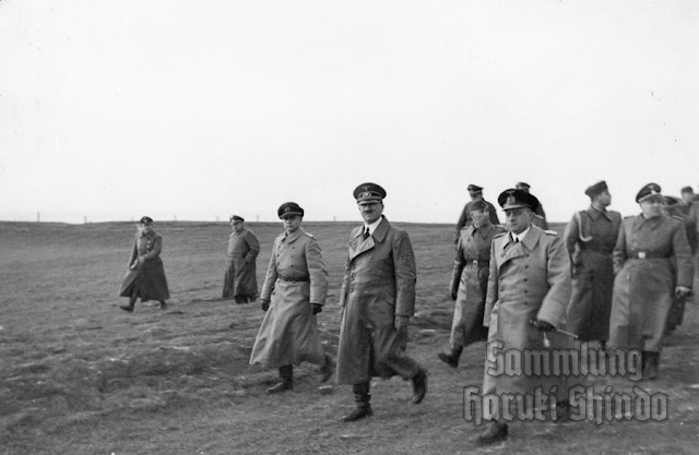 23 December 1940 worldwartwo.filminspector.com Adolf Hitler Fritz Todt