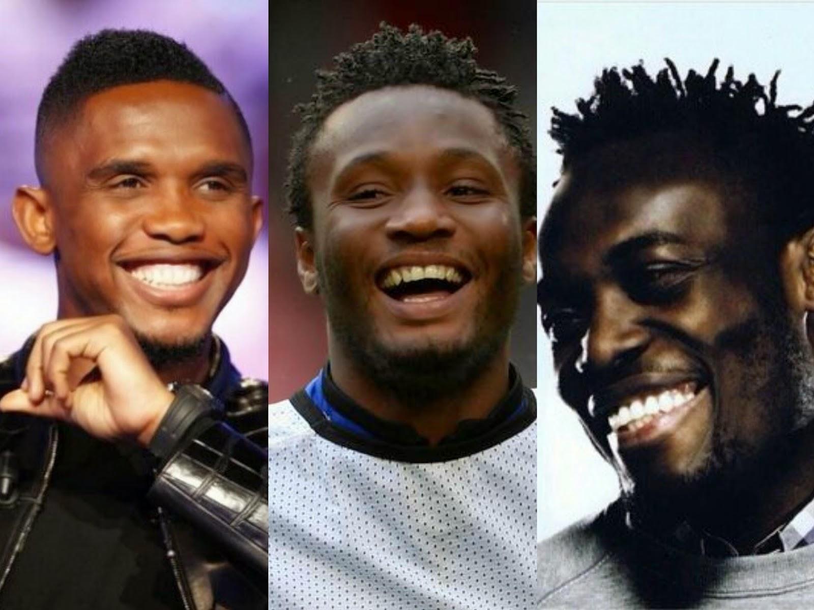 Top 10 Richest African Footballers In 2014 | Nigeria's Online Sports