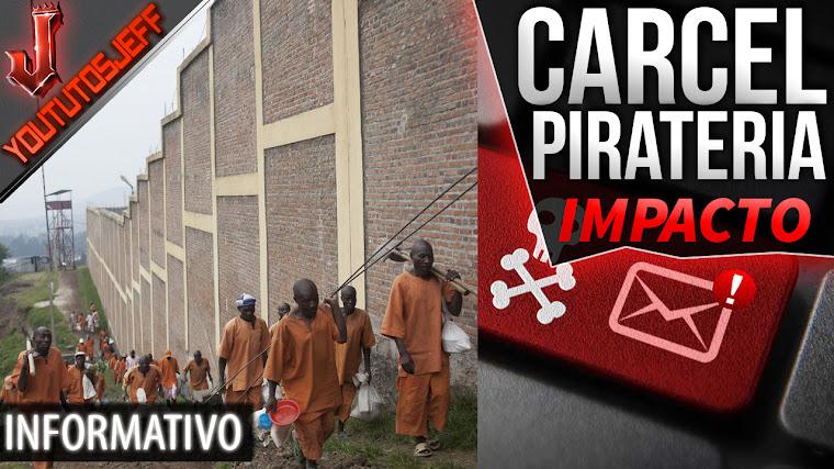 Condenados a la cárcel por descargar películas pirata