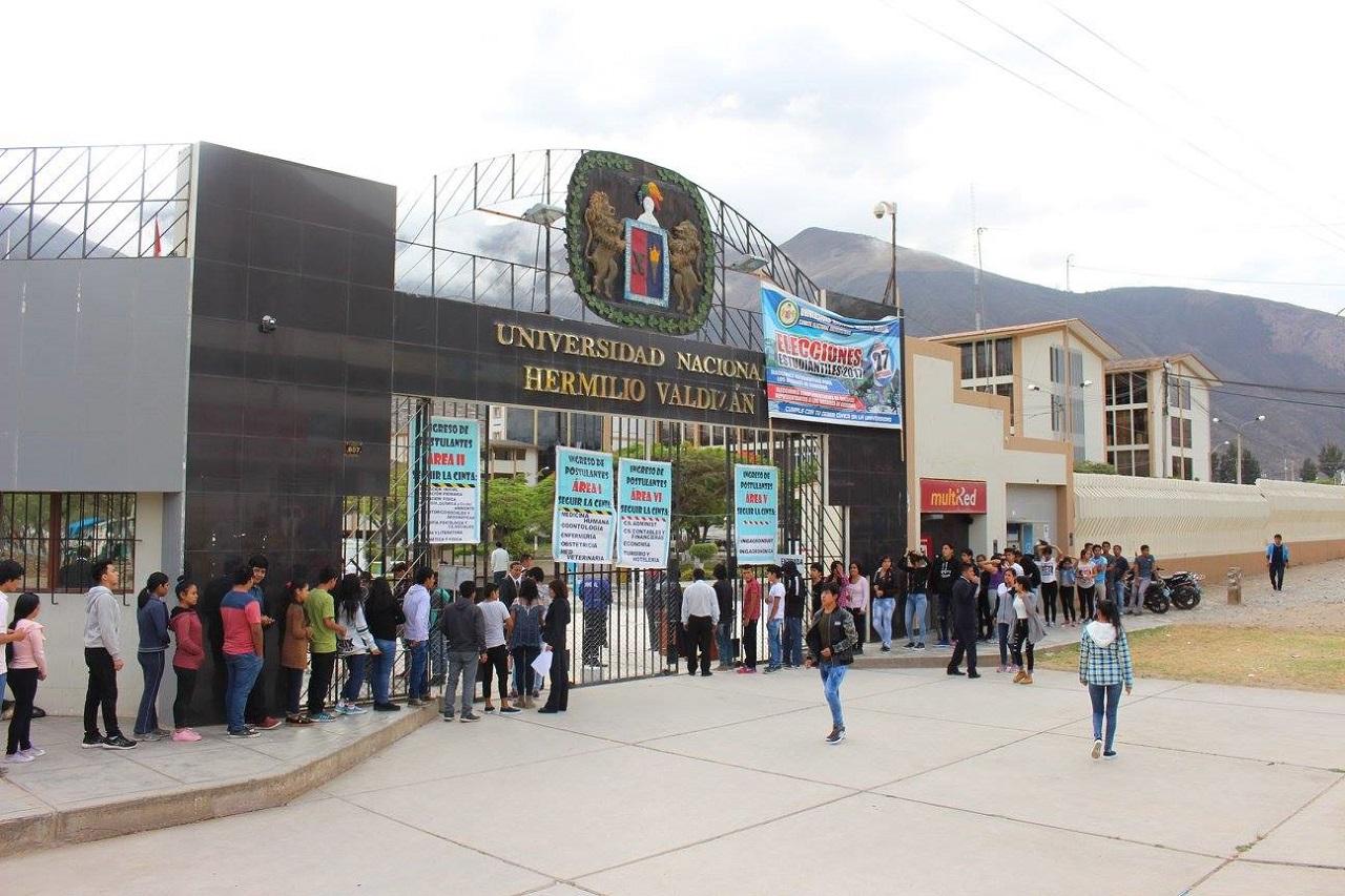Universidad Nacional Hermilio Valdizán - UNHEVAL
