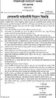 Ministry of data moi Job Circular & Result 2019 – www.moi.gov.bd