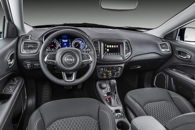 Jeep Compass 2018 fica mais caro em algumas versões