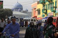 Tajikistan, Khujand, Shark Street, © L. Gigout, 2012