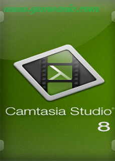 Camtasia Studio 8.5 cover