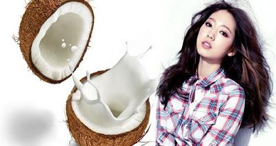 Tips Mencegah Dan Mengatasi Rambut Bercabang Dengan Santan Kelapa