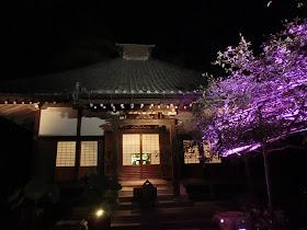 長谷の灯かり・光則寺
