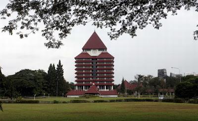 Universitas Indonesia Menjadi Universitas Terbaik