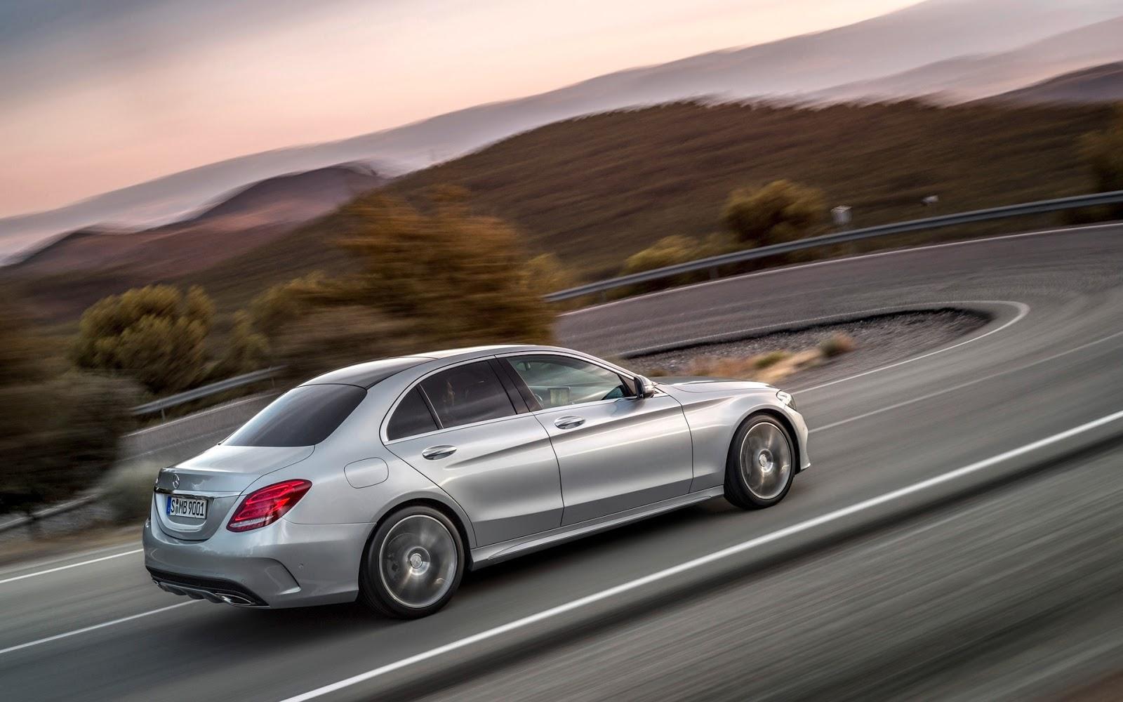2014-Mercedes-Benz-C-Class-C250-AMG-Avantgarde-Best Sedan 2015
