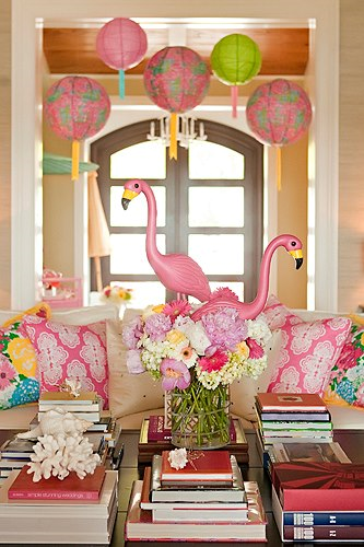 Let\'s Flamingle with Dana Small! - The Glam Pad