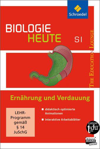The Education Lounge Schroedel Biologie Heute S1 Ernährung