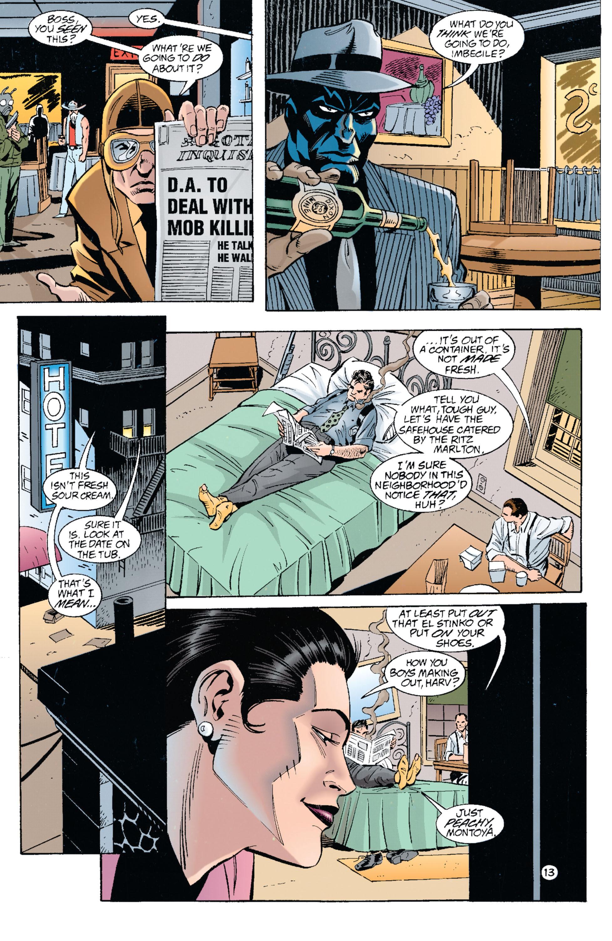 Detective Comics (1937) 697 Page 12