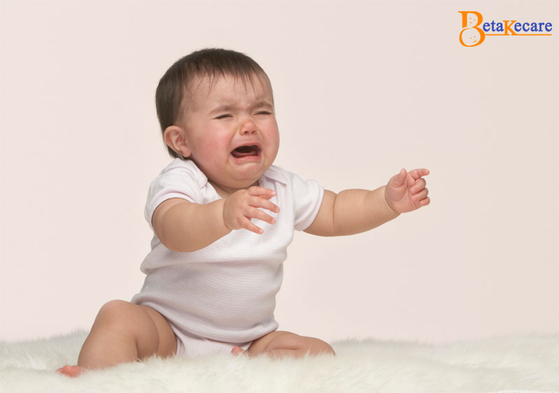 How to Deal with Whining in Babies
