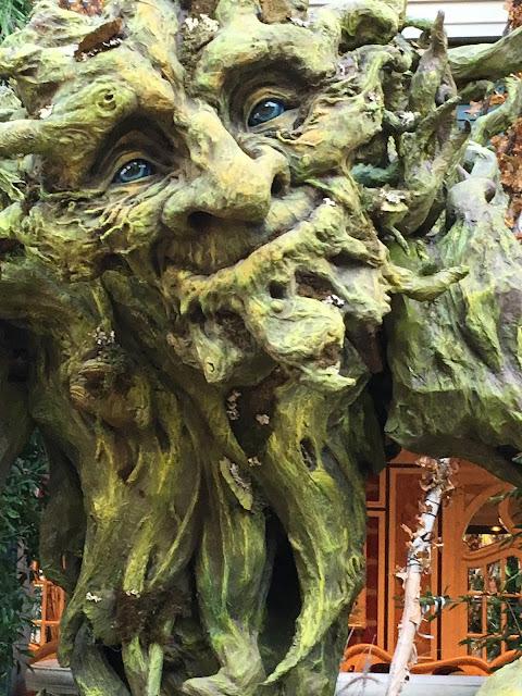 Geezer tree
