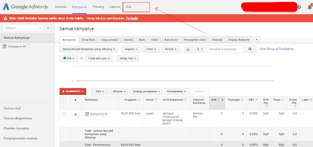 Cara memahami Google Keyword planner tools