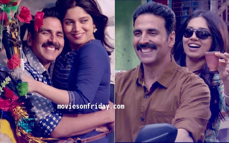 Toilet: Ek Prem Katha Box Office Collection Day 2