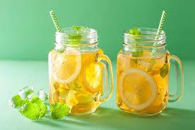 es lemon tea