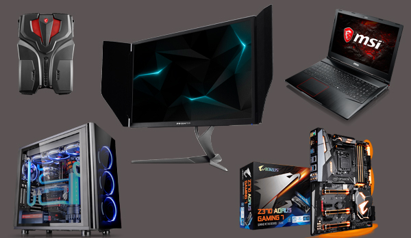 Taiwan Excellence gaming gadgets - TAITRA