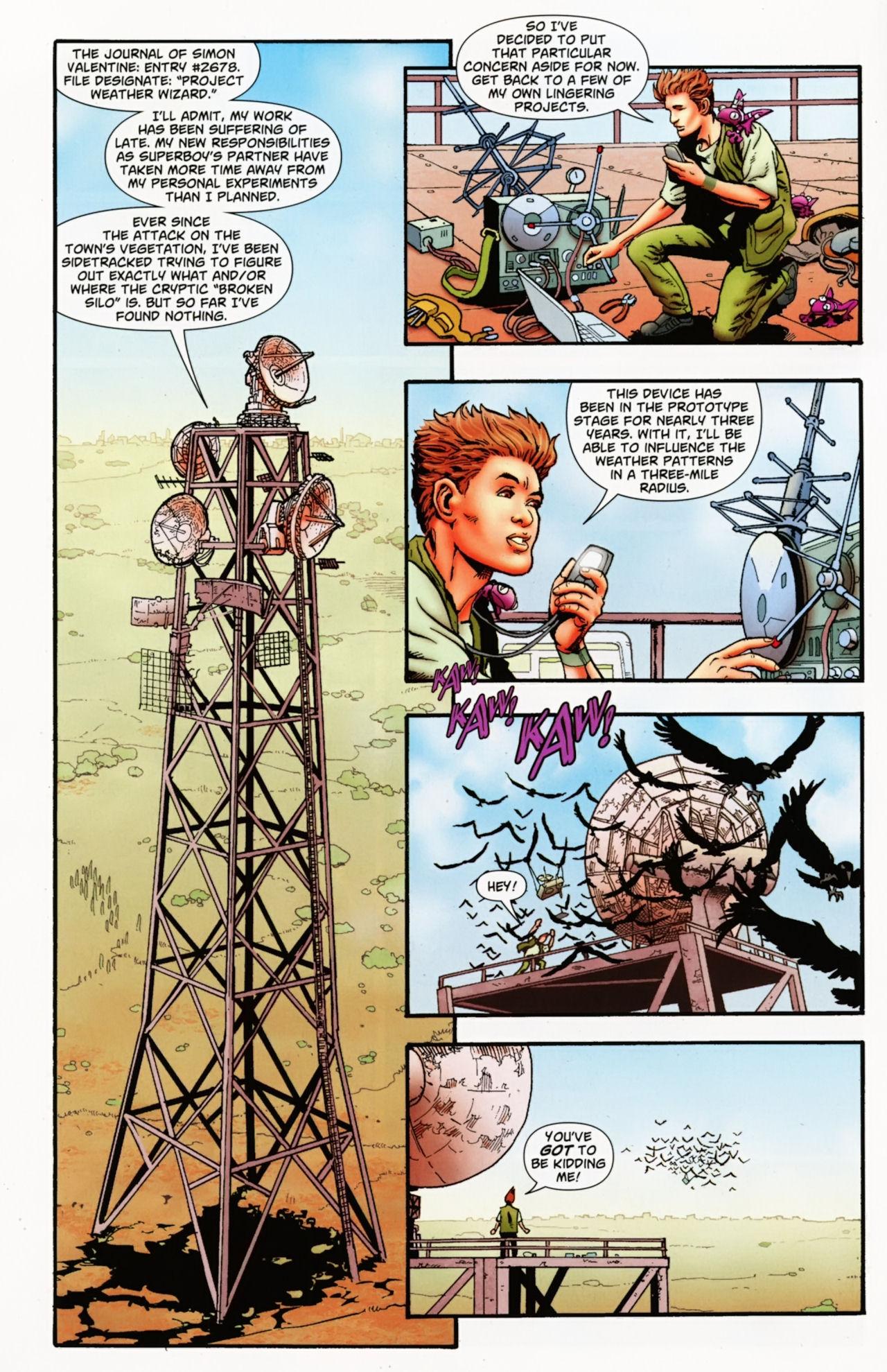 Superboy [I] Issue #8 #8 - English 6