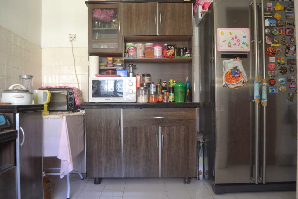 Cik Puan Mimi Sesi Mengemas Dapur Part Ii