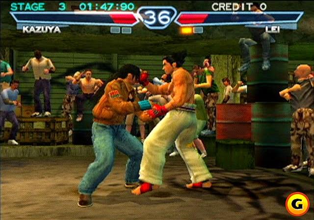 Tekken 3 Game Download For Mobile - lostalley