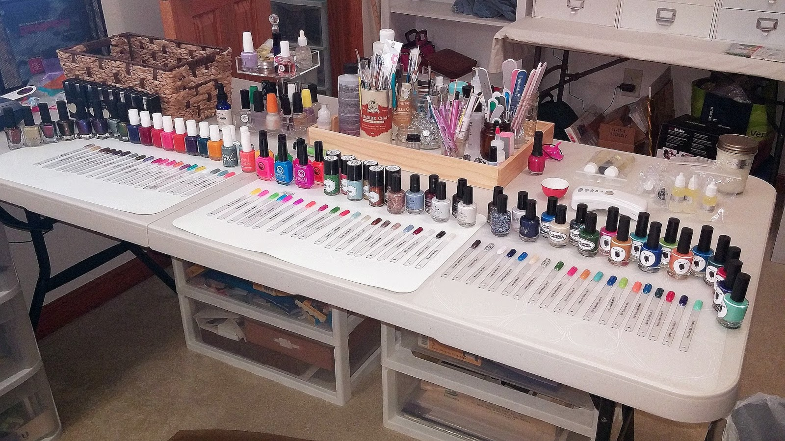 KimettKolor.com swatching new nail polishes