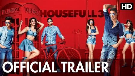 Housefull 3 Akshay Kumar New Indian Movie 2016 Riteish Deshmukh and Abhishek Bachchan