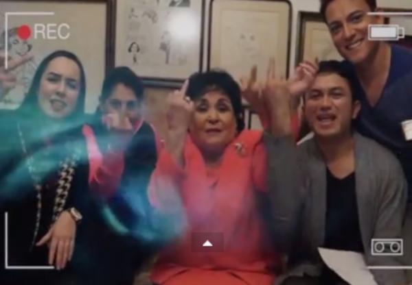 """""""Métanse sus firmas por donde les quepan"""", El pueblo me quiere: Carmen Salinas"""