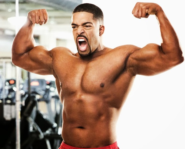 nude photos of david otunga