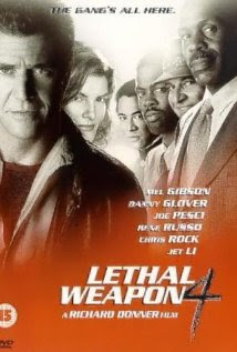 Arma letal 4 (Lethal Weapon 4) (1998)
