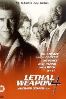 Arma letal 4 (Lethal Weapon 4) (1998)