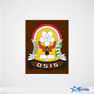 OSIS SMA Logo vector cdr Download
