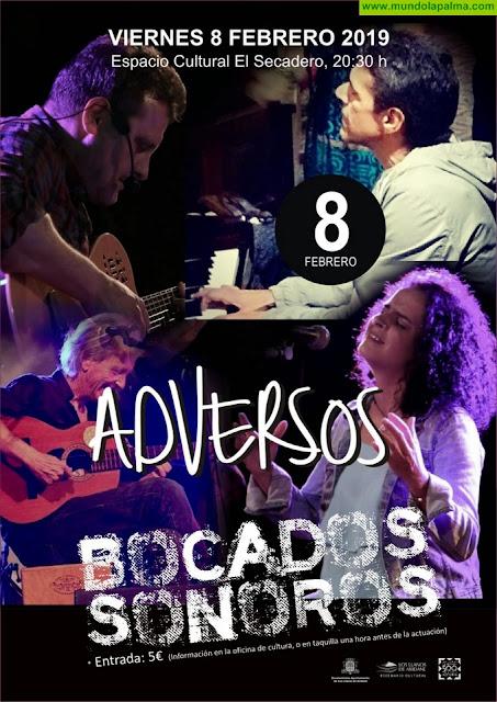 Vuelve el programa musical Bocados Sonoros al Espacio Cultural El Secadero de Los Llanos de Aridane