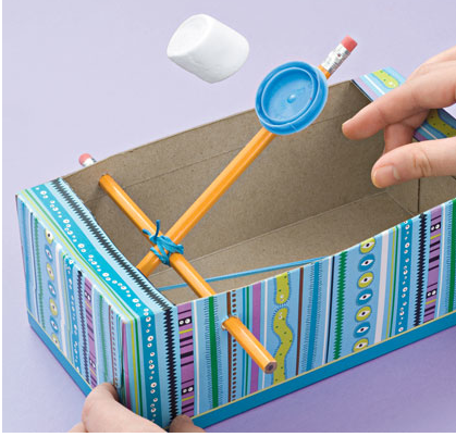 simple machine project ideas for 5th grade