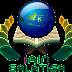 Logo IAIN Salatiga Hitam Putih dan Warna