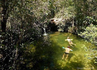 Cachoeiras da Loquinhas – Chapada dos Veadeiros