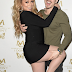 MARIAH CAREY CELEBRATES THE RELEASE OF 'I DON'T' SINGLE WITH BRYAN TANAKA