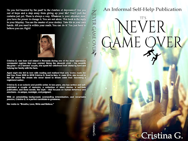 It's Never Game Over – Self-Help Publication