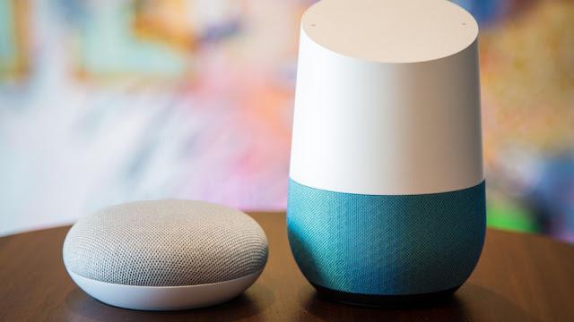 google-home-google-mini-bocinas-inteligentes-google