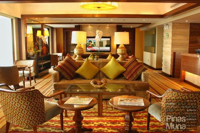 The Manila Hotel